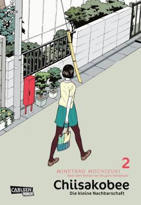 """""""Chiisakobee 2: Die kleine Nachbarschaft"""" von Minetaro Mochizuki, Manga"""