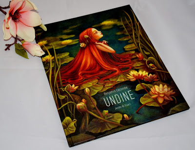 """Undine"" von Benjamin Lacombe, Kinderbuch"