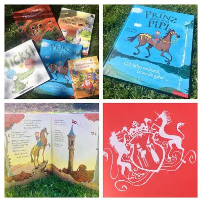"""[Rezension] """"Der Prinz muss Pipi. Geh lieber nochmal, bevor du gehst ..."""" von Greg Gormley und Chris Mould, Kinderbuch, Bilderbuch"""