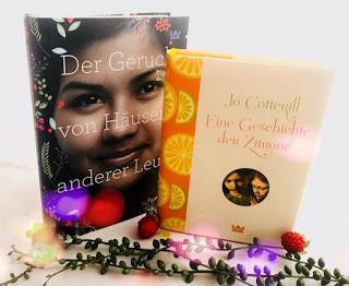Der Geruch von Häusern anderer Leute, Eine Geschichte der Zitrone, Jugendbücher