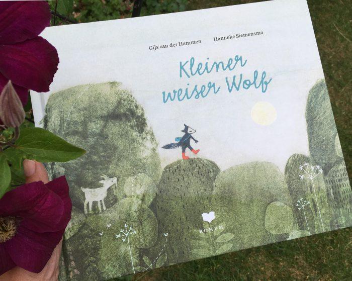 """""""Kleiner weiser Wolf"""" von Hanneke Siemensma und Gijs van Hammeren, Kinderbuch"""