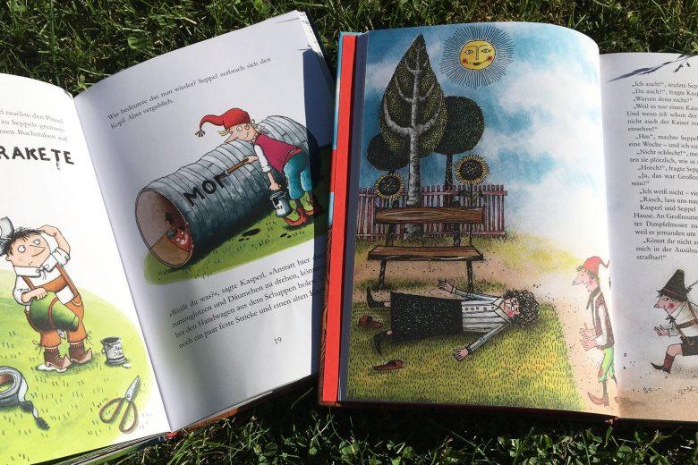 Räuber Hotzenplotz von Otfried Preußler, Kinderbuch