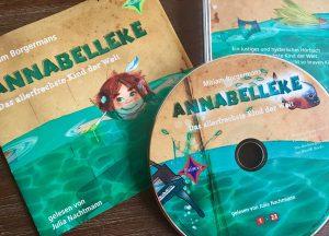 Annabelleke - Das allerfrechste Kind der Welt von Miriam Borgermans