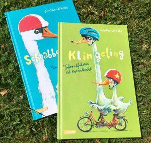 Klingeling - Fahrradfahren ist entenleicht von Günther Jakobs