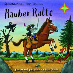 Räuber Ratte von Julia Donaldson und Axel Scheffler, Hörspiel