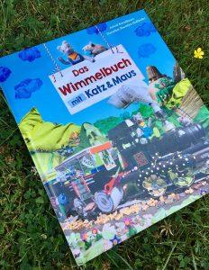 Wimmelbuch mit Katz und Maus, Bilderbuch