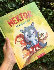 Hektor ist kein Schisser! von Anne Ameling und Günther Jakobs, Kinderbuch