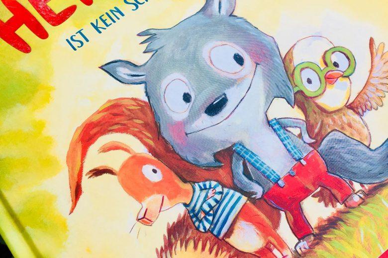 Hektor ist kein Schisser von Anne Ameling und Günther Jakobs, Kinderbuch