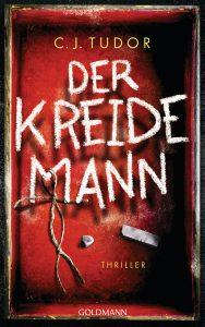 Der Kreidemann von CJ Tudor, Thriller