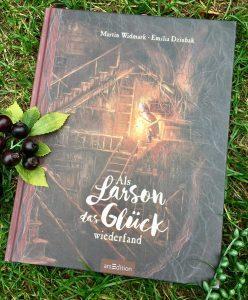 Als Larson das Glück wiederfand von Martin Widmark und Emilia Dziubak, Bilderbuch
