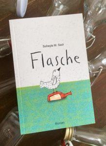Flasche von Soheyla M. Sadr, Jugendbuch