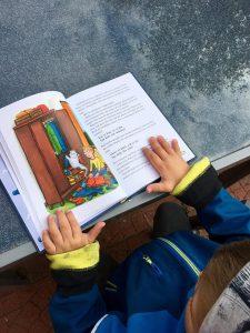 Zippel, das wirklich wahre Schlossgespenst von Alex Rühle und Axel Scheffler, Kinderbuch