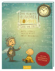 Die kleine Hummel Bommel und die Zeit, Britta Sabbag, Bilderbuch