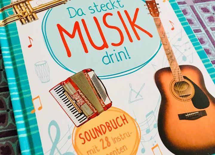 Soundbuch - Da steckt Musik drin