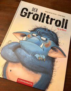 Der Grolltroll, Kinderbuch