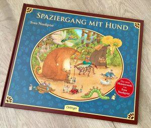 Spaziergang mit Hund von Sven Nordqvist, Kinderbuch