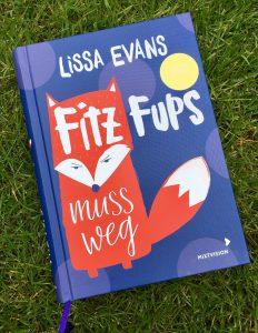 Fitz Fups muss weg von Lissa Evans, Kinderbuch