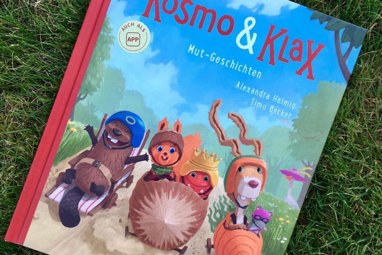 Kosmo & Klax - Mut-Geschichten von Alexandra Helmig, Kinderbuch