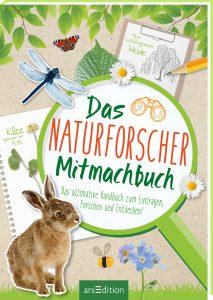 Naturforscher-Mitmachbuch, Kinderbuch