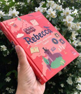 Rebecca: Verflucht, ausgerechnet England von Barbara Laban, Kinderbuch
