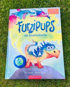 Furzipups der Knatterdrache von Kai Lüftner und Wiebke Rauers, Kinderbuch
