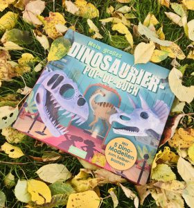Mein großes Dinosaurier Pop up Buch