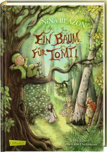 Ein Baum für Tomti von Nina Blazon, Kinderbuch