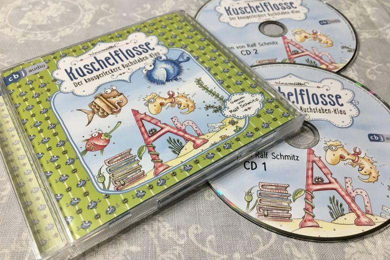 Kuschelflosse: Der knusperleckere Buchstabenklau-Nina Müller, Hörbuch