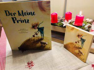 Der kleine Prinz - Bilderbuch