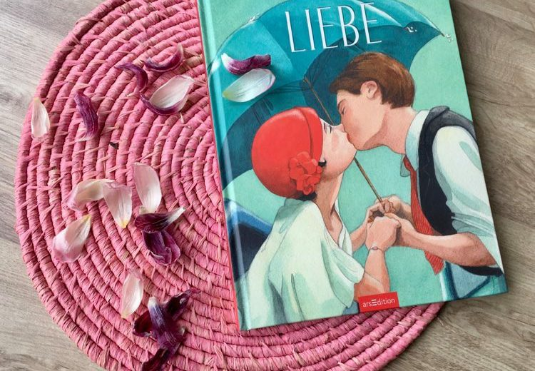 Liebe - Hélène Delforge und Quentin Gréban