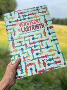 Versteckt im Labyrinth - Agnese Baruzzi, Kinderbuch