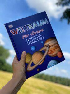 Weltraum für clevere Kids von Peter Bond, Sachbuch