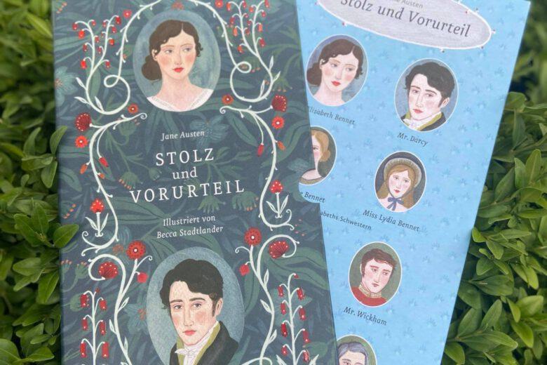 Stolz und Vorurteil von Jane Austen, Taschenbuch