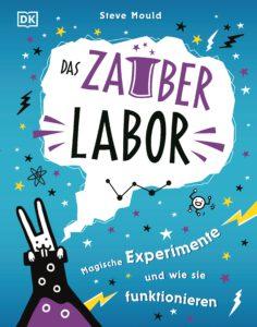 Das Zauber-Labor von Steve Mould, Kinderbuch