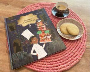 Eine unglaublich sagenhafte Tortengeschichte, Kinderbuch