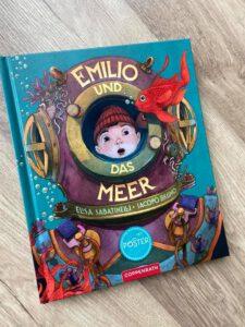 Emilio und das Meer, Kinderbuch