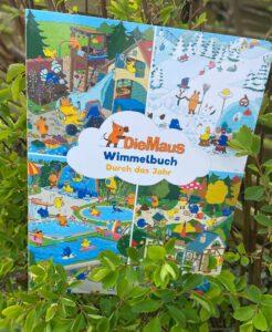 Die Maus Wimmelbuch - Durch das Jahr mit der Maus, Kinderbuch