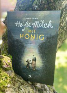 Heiße Milch mit Honig von Frank Daenen, Kinderbuch