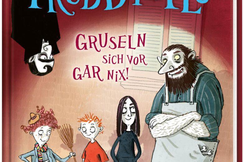 Freddy und Flo gruseln sich vor gar nix! von Maria Kling, Kinderbuch